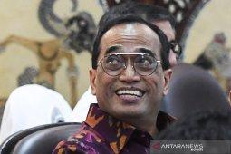 Budi Karya Sumadi  ikut rapat kabinet terbatas