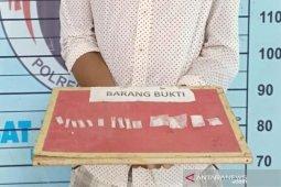 Polisi bekuk pengedar di Aceh Utara dan amankan sabu 15 paket