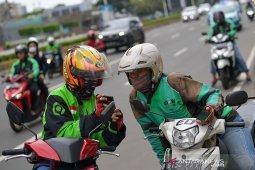 Grab dan Gojek  belum dapatkan surat resmi penerapan PSBB total Jakarta