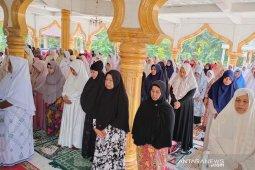 Masyarakat Aceh Timur zikir dan doa bersama tolak bala covid-19