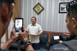 Wali Kota Padangsidimpuan ingatkan warganya tetap tenang terkait COVID-19