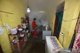 Antisipasi penyebaran demam berdarah, Dinkes laksanakan fogging