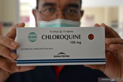 Minum chloroquine akuarium, seorang pria Arizona tewas