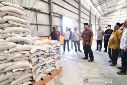 Bupati Shabela pastikan cadangan pangan daerah cukup untuk tiga bulan