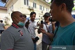 BPBD pantau warga Padangsidimpuan antisipasi penyebaran COVID-19