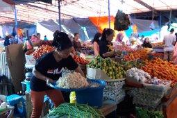 Disperindag Kota Ternate bantah pasar Gamalama ditutup terkait COVID - 19