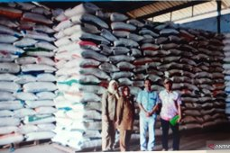 DKPP Kabupaten Serang pastikan cadangan pangan aman