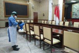 Pemkot Bogor akan lakukan penyemprotan disinfektan di 40 titik fasilitas publik