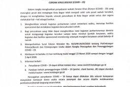 Ini imbauan resmi Wakil Wali Kota Bogor pada  perkantoran swasta