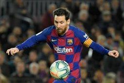 Messi, Ronaldo dan Neymar  mash bergaji tertinggi di dunia