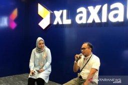 Trafik data XL Axiata naik 10 persen dampak penerapan kerja dan belajar di rumah