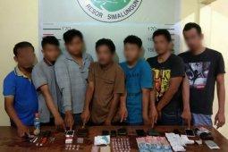 Polres Simalungun ungkap penangkapan jaringan pengedar narkoba