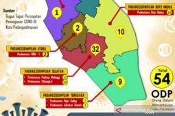 Gugus Tugas Corona Kota Padangsidimpuan pantau 57 warganya