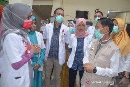 RSUD Dunda Gorontalo siapkan sembilan ruangan isolasi COVID-19