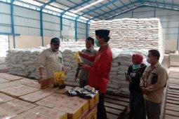 Usai pengecekan,   DPRD Provinsi Jambi pastikan stok beras Bulog aman