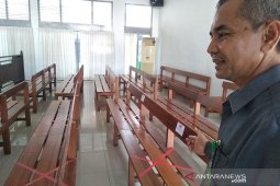 Pengadilan Negeri Banda Aceh batasi pengunjung sidang