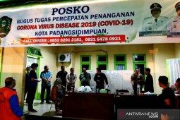 Posko Gugus Tugas  COVID-19 Kota Padangsidimpuan dibuka 24 jam