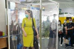 Bandara Kualanamu antisipasi penyebaran corona