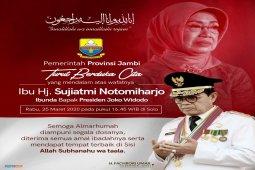 Gubernur Jambi sampaikan duka mendalam wafatnya ibunda Jokowi