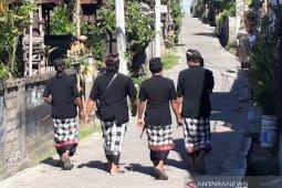 Nyepi, suasana Denpasar-Bali bagaikan kota tanpa penghuni