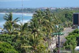 Suasana Bali sepi dan hening saat Nyepi