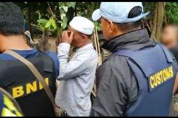 Bea Cukai dan BNN gagalkan penyelundupan 12 kg sabu di Aceh