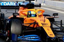 McLaren diizinkan ganti sasis pada musim 2021 untuk perubahan mesin Renault ke Mercedes