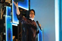 Wali Kota Surabaya berkeliling kampung imbau warga jaga jarak