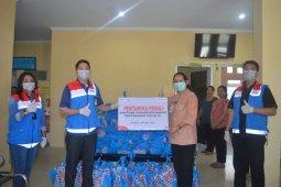 Pertamina MOR VIII salurkan bantuan cegah COVID-19 di Ambon