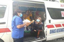 Satgas COVID-19 karantina dua warga Secanggang Langkat