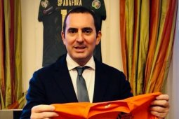 Menteri Olahraga ragu Liga Italia kembali dipertandingkan awal Mei