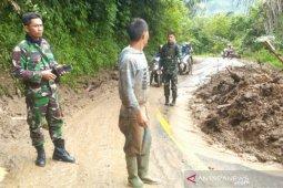 Jalur Cianjur-Bandung kembali dapat dilalui setelah terputus