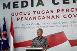 Jumlah pasien positif COVID-19 di Indonesia menjadi 1.155 kasus