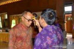 Di gedung DPRD Bali, wakil rakyat wajib periksa suhu tubuh