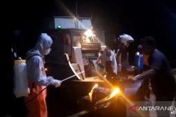 Satgas Pencegahan COVID-19 Kayong Utara awasi penumpang kapal dari Pontianak