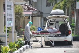 Lima pasien dalam pengawasan COVID-19 meninggal di Medan