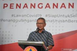 Update COVID-19 di Indonesia, 1.285 positif, 64 sembuh, 114 meninggal