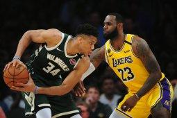 NBA akan lanjutkan kompetisi tanpa penonton