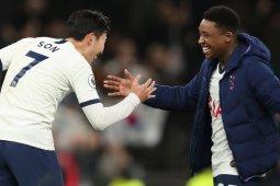 Tottenham Hotspurs izinkan Son Heung-Min dan Steven Bergwijn pulang kampung