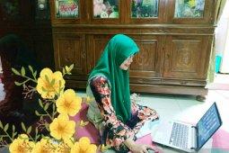 Mahasiswa di Jambi mulai terbiasa lakukan kuliah daring