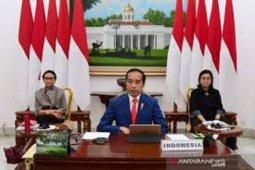 Indonesia siap perkuat kolaborasi bersama negara G20 lawan corona