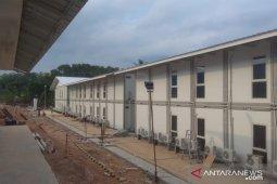 Bekas kamp pengungsi itu disulap dengan cara luar biasa