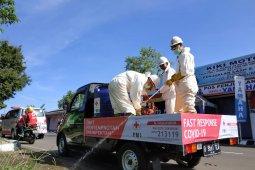 PMI Kota Sukabumi tambah kendaraan taktis untuk penyemprotan disinfektan
