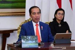 Jokowi memutuskan untuk menambah anggaran Rp405,1 triliun atasi COVID-19