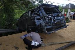 Terjadi kecelakaan beruntun, tiga orang tewas