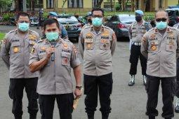 Lima puluhan tenaga medis Polri diperbantukan ke RS Darurat Wisma Atlet