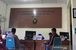 Mahkamah Syar'iyah Calang batasi peserta saat sidang berlangsung