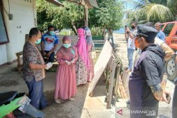 179 warga pulang kampung jadi pantauan di Aceh Jaya