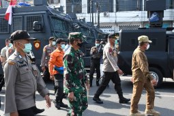 Kapolda Sumut:  Tindak tegas  warga tidak indahkan imbauan