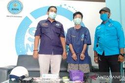 BNN Kota Singkawang amankan pria dan 55,87 gram sabu-sabu
